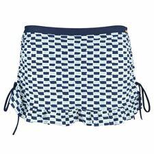 Panache Cleo Swimwear Lucille Skirted Bikini Brief/Bottoms Nautical Print CW0066