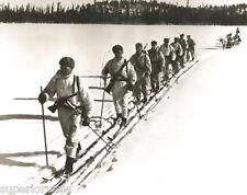 Vintage Skiing Norwegian Army Ski Patrol Uniforms Ski Parkas Military Ski GREAT
