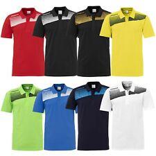 uhlsport Liga 2.0 Polo Shirt Herren/Kinder Fußball Team Poloshirt Vereinsshirt