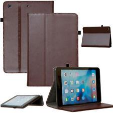 Cuero Funda Protectora Para Apple iPad /Samsung Galaxy/ Huawei MediaPad Tablet