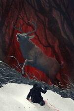 157895 Hannibal Red Dragon Will Graham Season 1 2 3 TV Wall Print Poster CA