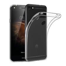 Per Huawei Y6 2017 SLA-L02 03 Pro 22 NUOVI ORIGINALI Gel Trasparente Cover Custodia Cellulare