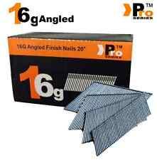 Paslode Hitachi Bostitch Angled 16G Second Fix Nails  (Angled 16g)