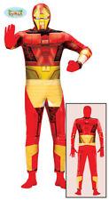GUIRCA Costume super eroe Iron Man carnevale uomo mod. 8452_