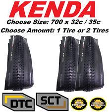 1 or 2Pak Kenda Small Block 8 Eight PRO DTC SCT 700x32/35 Tubeless Folding Tire