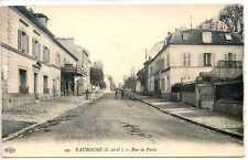 CP 95 VAL D'OISE - Eaubonne - Rue de Paris