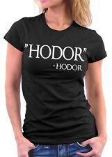 G O T Hodor Woman T-shirt