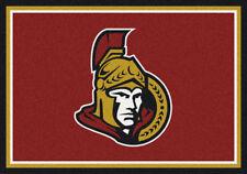 """5x8 Milliken Ottawa Senators 2011 Sports NHL Spirit Area Rug - Approx 5'4""""x7'8"""""""