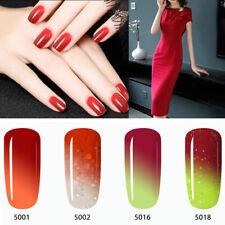 RA UV Gellack Farbwechsel Soak Off Nail Art Gel Polish Color Changing Nagellack