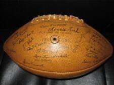 MICHIGAN WOLVERINES FOOTBALL 1947 TEAM (42 autographs)