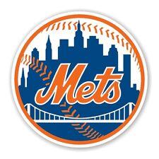 New York Mets  Round Decal / Sticker Die cut