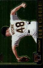 2001 Topps Chrome Baseball #519 - #660 Choose Your Cards