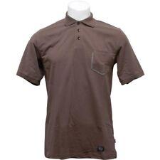 $53.99 Orisue Cambridge Polo (brown) 1002053BRN