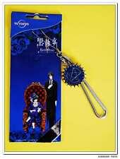 Kuroshitsuji Black Butler Manga Phone Strap 黒執事