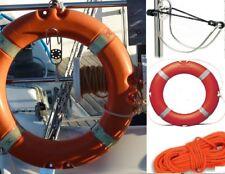 kit Porta Salvagente NEW!!!per dotazioni di sicurezza omologate barche e gommoni