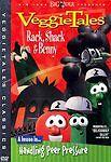 VEGGIETALES - RACK, SHACK & BENNY DVD Veggie Tales