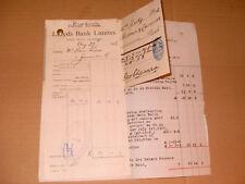 Ephemera: Receipts 1926 Income Tax - As Photo