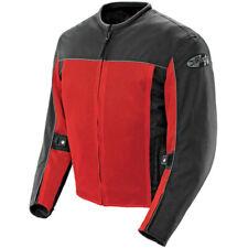 Joe Rocket Velocity Mesh Motorcycle Jacket Red/Black Mens All Sizes