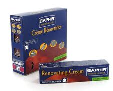 25ml(35,80€/100ml) Saphir Creme Renovatrice Deckcreme Pflegecreme Schuhcreme
