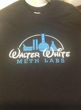 Breaking Bad Walter White Heisenberg Meth Labs TShirt for Men Or Women Christmas