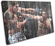 MMA UFC Mirko CroCop Filipovic  Sports SINGLE CANVAS WALL ART Picture Print