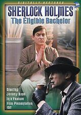 Sherlock Holmes: The Eligible Bachelor DVD Jeremy Brett WORLD SHIP AVAIL