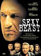 SEXY BEAST DVD NEW SEALED