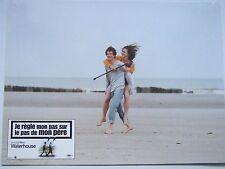 GUILLAUME CANET PHOTO EXPLOITATION LOBBY CARD JE REGLE MON PAS SUR LE PAS DE ...
