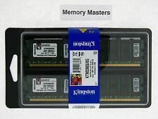 KTM2865/8G 8GB (2x4GB) PC2-3200 DDR2-400 240PIN Registered Server RAM Kit