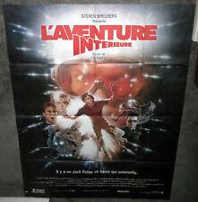 INNERSPACE orig large rare poster MARTIN SHORT/MEG RYAN/VERNON WELLS/JOE DANTE