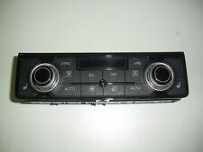 Audi A8 4H  Klima Klimatronic Klimabedienteil 4H0 820 043 D  4H0820043D