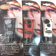 Make-up e trucco di scena bianchi per carnevale e teatro  bf8597bb055c