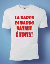 MAGLIETTA BIMBO/A PER NATALE:   BARBA
