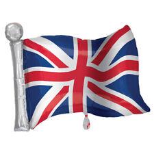 Union Jack Bandera De Gran Bretaña Fiesta Con Forma Gigante