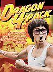 DVD: Dragon 4 Pack: Clones of Bruce Lee/Bruce's Fist of Vengeance/Bruce Lee's De