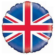"Great Britain Union Jack British Flag 18"" Foil Helium Balloon | Party Celebrate"