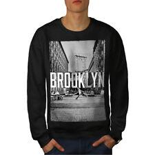 Brooklyn Urban Street Hombres Sudadera Nuevo   wellcoda