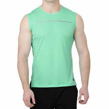 Asics Lite Show Sleevless Men opal green | 154569-0498