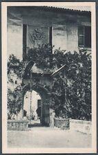 NOVARA TERDOBBIATE 02 CASTELLO Cartolina viaggiata 1940