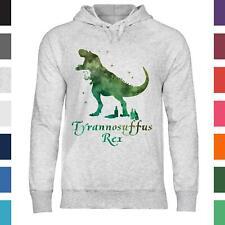 Herren Hoodie Tyrannosuffus Rex | Witzig Lustig Partys Halloween