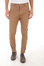 Pantaloni Daniele Alessandrini Trouser -50% Uomo Marrone PJ5622L190B3607-52