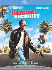 National Security (BluRay MOVIE) BRAND NEW