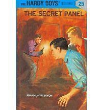 The Secret Panel (Hardy Boys Mysteries), Dixon, Franklin W., Very Good Book