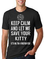 Gift For Firefighter T-shirt Fire Brigade Funny Shirt For Gift for Firefighter