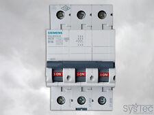 Siemens Leitungsschutzschalter 1-polig / 3-polig LS 16A LS-Schalter 1B16 3B16
