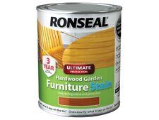 Ronseal Ultimate Protection Hardwood Garden Furniture Stain 750 ml