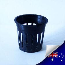 52mm dia Mesh / Net Plastic Plant Pot for Aquarium Live Plant, Orchid(M)