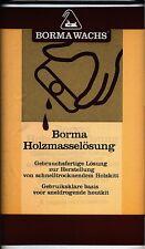 Borma Holzmasselösung,Holzkitt 1 Liter ,Borma Wachs,Grundpreis:14,90 € / Liter