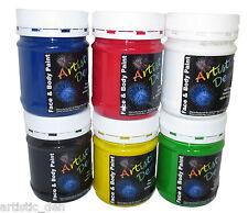 Face Paints Primary 250ml  Kids Face Paint Body Paint Aussie Made Artistic Den
