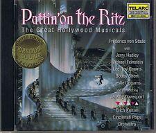 Kunzel, Erich Puttin' on the Ritz Great Hollywood Music. Telarc 24 Karat Gold CD